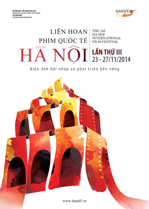 3e Festival International du Film de Hanoi