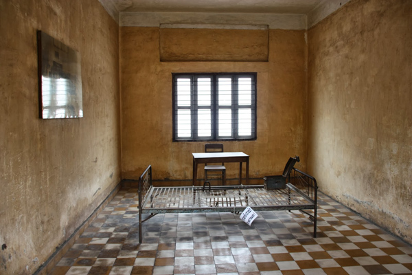 Musée Tuol Sleng