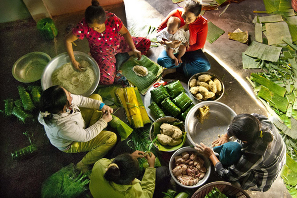 Tet traditionnel du Vietnam à savoir